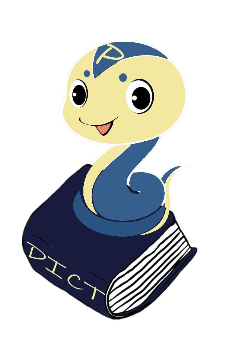 Python实用宝典吉祥物